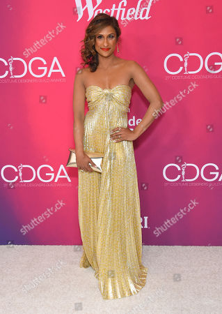 Editorial photo of 21st Costume Designers Guild Awards, Arrivals, Los Angeles, USA - 19 Feb 2019