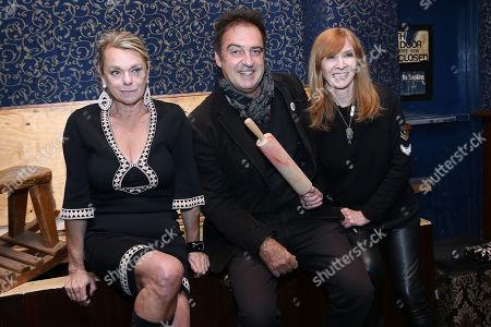 Celine Rattray, Antoine Verglas and Nicole Miller