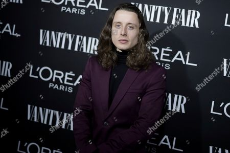 Stock Picture of Rory Culkin attends the Vanity Fair and L'Oreal Paris' New Hollywood Party at Ysabel, in West Hollywood, Calif
