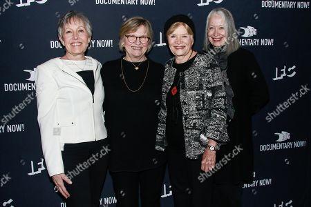 Stock Image of Cathy Corkill, Donna McKechnie, Teri Ralston and Dona Vaughn
