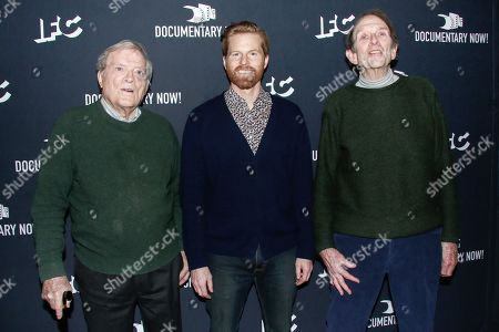 Editorial picture of 'Documentary Now' TV show screening, Arrivals, New York, USA - 19 Feb 2019