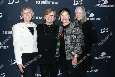 Stock Photo of Cathy Corkill, Donna McKechnie, Teri Ralston and Dona Vaughn