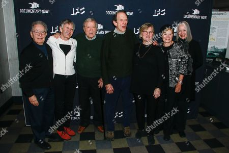 Editorial image of 'Documentary Now' TV show screening, Arrivals, New York, USA - 19 Feb 2019