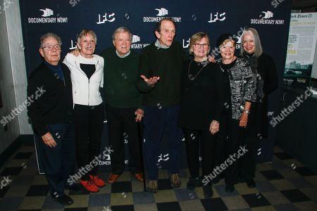 D.A. Pennebaker, Cathy Corkill, Donna McKechnie, Teri Ralston and Dona Vaughn