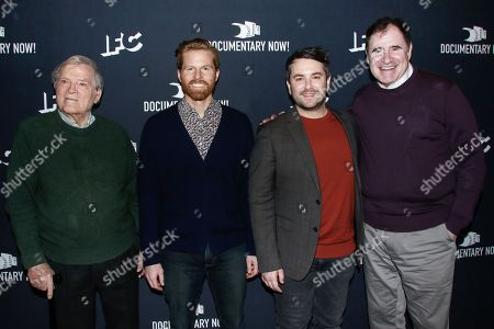 Editorial photo of 'Documentary Now' TV show screening, Arrivals, New York, USA - 19 Feb 2019