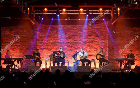 Editorial picture of CMA Songwriters Series, Nashville, USA - 19 Feb 2019