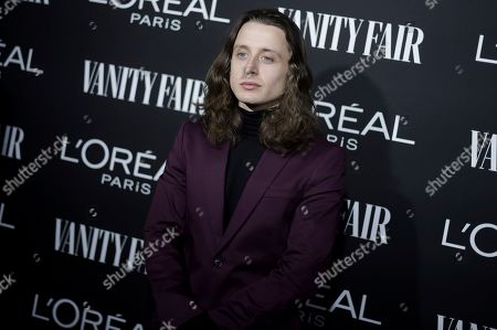 Rory Culkin attends the Vanity Fair and L'Oreal Paris' New Hollywood Party at Ysabel on Tuesday, Feb.19, 2019, in West Hollywood, Calif
