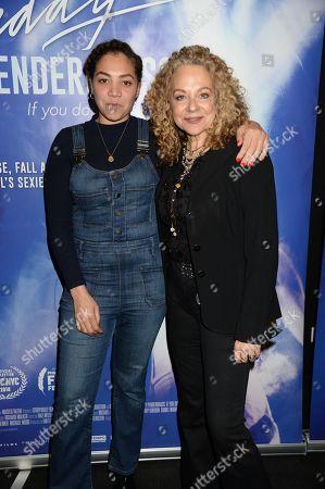 Miquita Oliver and Olivia Lichtenstein