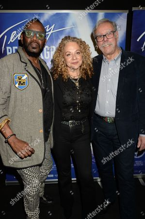Editorial image of 'Teddy Pendergrass: If You Don't Know Me' film premiere, London, UK - 19 Feb 2019