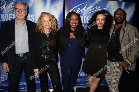 Stock Photo of Cecil Du Valle, Olivia Lichtenstein and guests