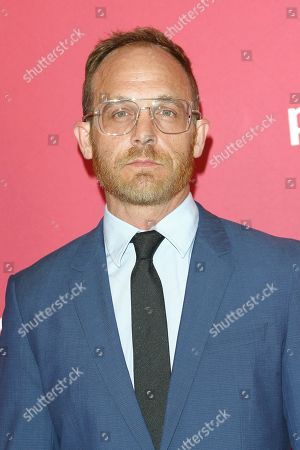 Ethan Embry arrives for the 21st Costume Designers Guild Awards (CDGA) in Beverly Hills, California, USA, 19 February 2019.