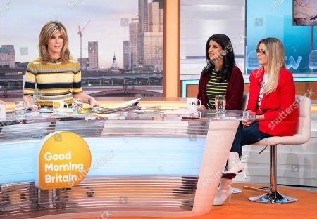 Kate Garraway, Konnie Huq and Leanne Brown