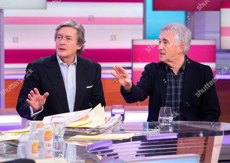 Nigel Havers and Denis Lawson