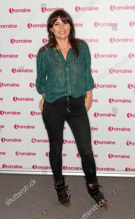 Editorial picture of 'Lorraine' TV show, London, UK - 20 Feb 2019