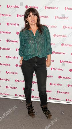 Editorial image of 'Lorraine' TV show, London, UK - 20 Feb 2019