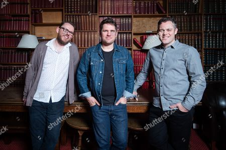 Scouting for Girls - Roy Stride, Greg Churchouse and Peter Ellard