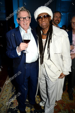 Andy Mackay and Nile Rodgers