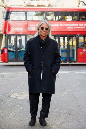 Editorial picture of Street Style, Fall Winter 2019, London Fashion Week, UK - 19 Feb 2019