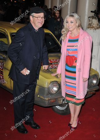 Editorial picture of 'Only Fools and Horses' musical press night, London, UK - 19 Feb 2019