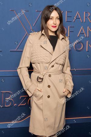 Stock Picture of Anita Caprioli