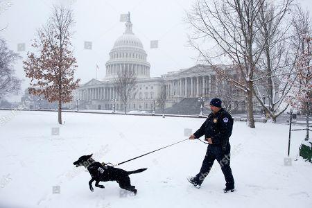 Seasonal weather, USA