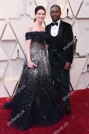 Jessica Oyelowo and David Oyelowo