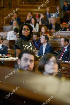 Stock Picture of Audrey Pulvar
