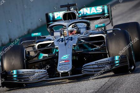 Formula One Testing, Day 3