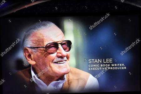 In Memoriam - Stan Lee