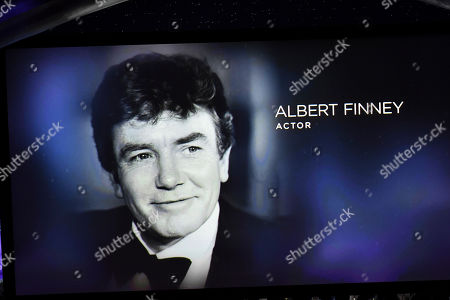 In Memoriam - Albert Finney