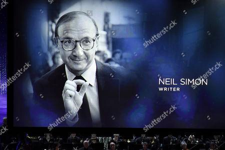 In Memoriam - Neil Simon