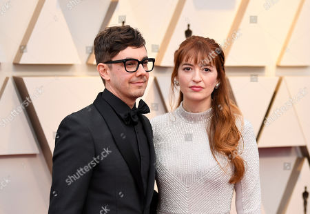 Jorma Taccone and Marielle Heller
