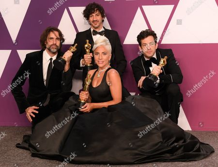 Mark Ronson, Lady Gaga, Anthony Rossomando and Andrew Wyatt - Original Song - 'Shallow', A Star Is Born'