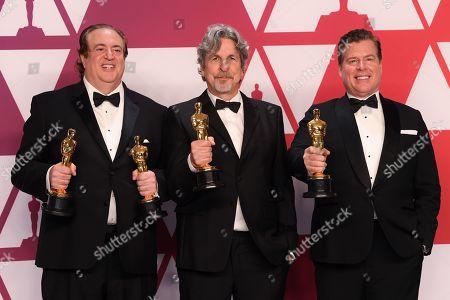 Nick Vallelonga, Peter Farrelly, Brian Currie - Original Screenplay - 'Green Book'