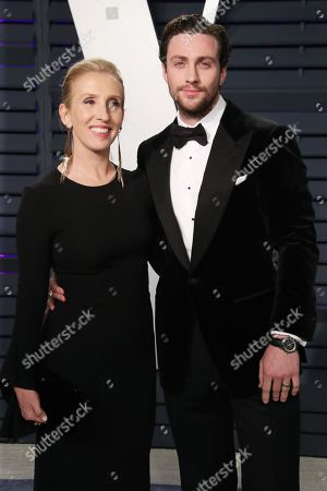 Editorial photo of Vanity Fair Oscar Party, Arrivals, Los Angeles, USA - 24 Feb 2019