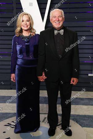 Stock Image of Jane Slagsvol and Jimmy Buffett