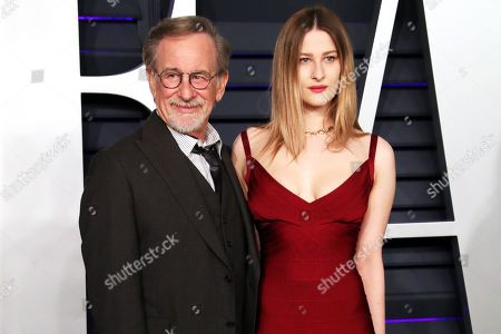 Editorial image of Vanity Fair Oscar Party, Arrivals, Los Angeles, USA - 24 Feb 2019