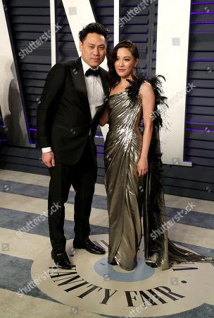 Jon M. Chu and Constance Wu