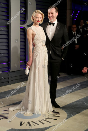 Stock Picture of Jaime King and Kyle Newman