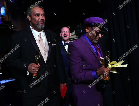 Kevin Willmott, Spike Lee and Charlie Wachtel