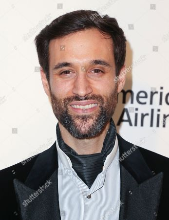Stock Image of Rik Makarem