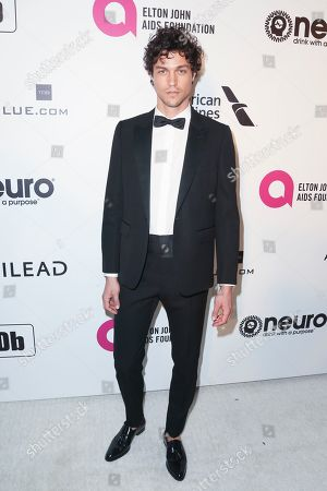 Editorial image of Elton John AIDS Foundation Academy Awards Viewing Party, Los Angeles, USA - 24 Feb 2019
