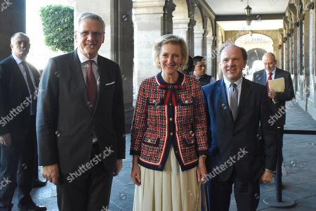 Princess Astrid of Belgium visit to Mexico, Mexico City