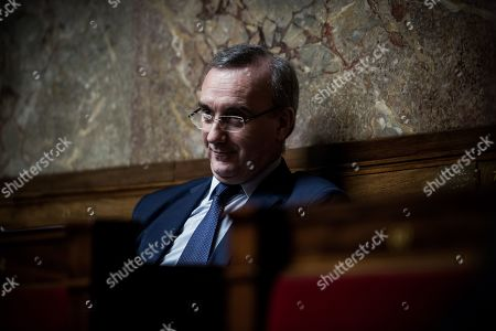 Stock Image of Jean-Carles Grelier (LR)