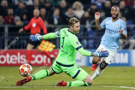 Schalke 04 v Manchester City