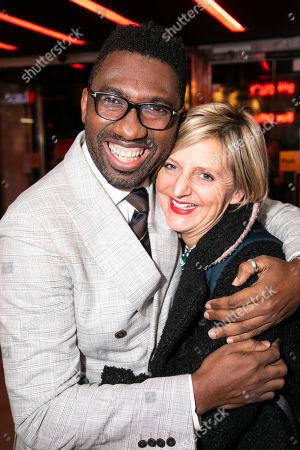 Kwame Kwei-Armah (Artistic Director) and Marianne Elliott