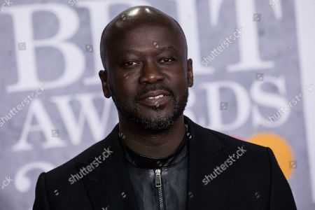 Editorial image of Brit Awards 2019 Arrivals, London, United Kingdom - 20 Feb 2019