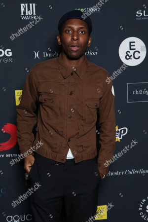 Editorial photo of 39th Brit Awards, Sony Music After Party, Aqua Shard, London, UK - 20 Feb 2019