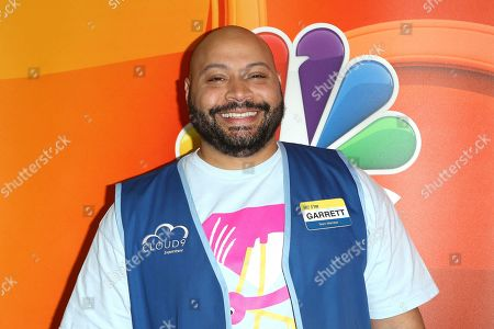 Colton Dunn arrives for the NBC Universal Mid Season Press Day at Universal City, California, USA 20 February 2019.