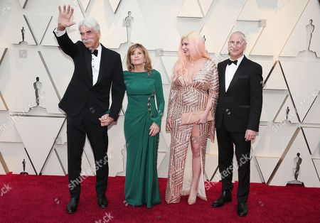 Editorial picture of 91st Annual Academy Awards, Arrivals, Los Angeles, USA - 24 Feb 2019